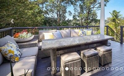AU800 • Buy Royale Outdoors High Quality Furniture Setting Used