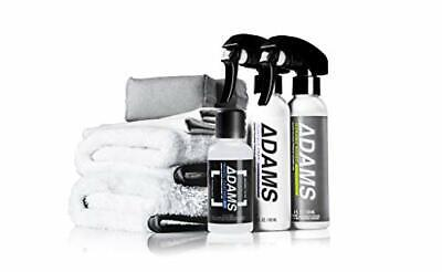 $129 • Buy Adam's UV Tracer Ceramic Wheel Coating Complete Kit - Upgraded, Patent Pending U