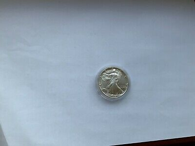 1992 United States Of America Walking Liberty/Eagle 1oz Silver One Dollar Coin • 22.99£