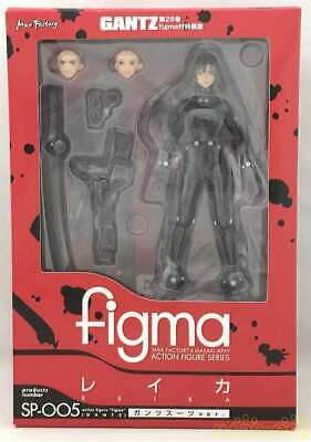 $ CDN157.32 • Buy GANTZ Reika Suit Figma Figure Vol. 26 Special Edition Anime USED From Japan