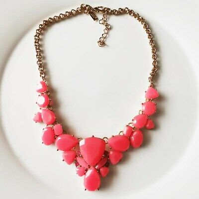 $ CDN19.02 • Buy New 16  Kate Spade Resin Collar Statement Necklace Fashion Women Party Jewelry