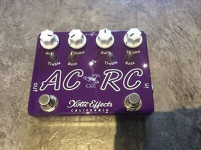 Xotic AC RC Oz Twin Boost Overdrive Limited Edition • 145.95£