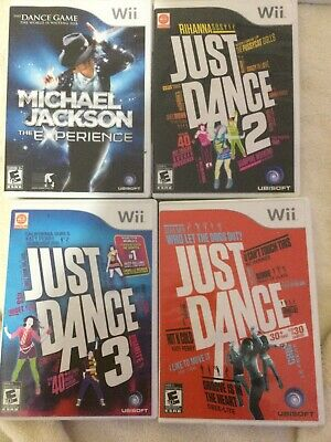 Wii Just Dance Games Usa Version E  • 14£