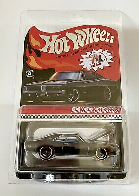 $ CDN73.43 • Buy 2020 HOT WHEELS RLC Exclusive 1969 DODGE CHARGER R/T Black 09650/17500