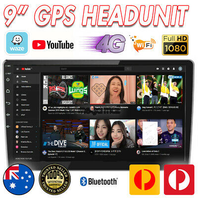 AU269.95 • Buy 7  Double 2 DIN Head Unit Car Stereo MP5 Player Touch Screen BT Radio FM/USB/AUX