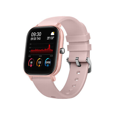 $ CDN33.71 • Buy P8 Ultra Slim Touchscreen Smart Watch With 1.4-inch Square Display Wearable Q7O8
