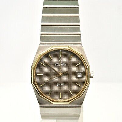 $299.99 • Buy Concord Mariner SG Stainless Steel & 18k Wrist Watch For PARTS/REPAIR
