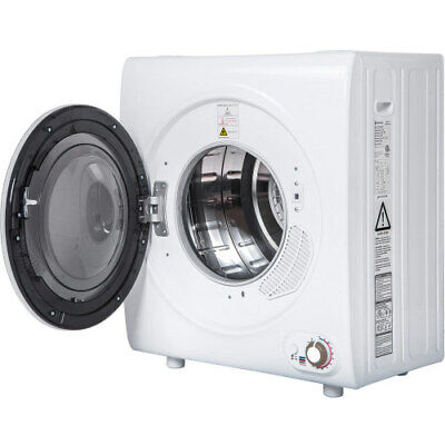 View Details 2.65 Cu.Ft Compact Laundry Dryer, 9 LBS Capacity Compact Tumble Dryer • 340.09$