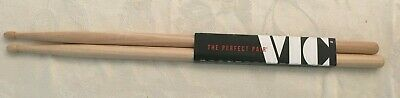 AU12.70 • Buy Vic Firth Drum Sticks 5A