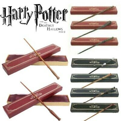 Harry Potter Wand Dumbledore Hermione Voldemort Malfoy Myth Magic Wand Boxed • 12.99£