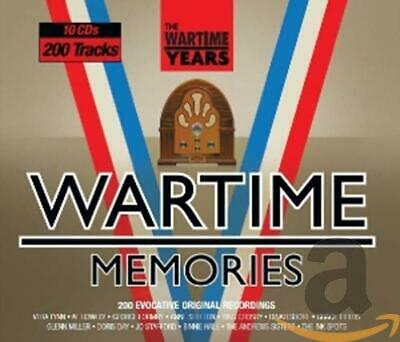 £4.46 • Buy The Wartime Years - Wartime Memories - Various Artists ( Audio CD )