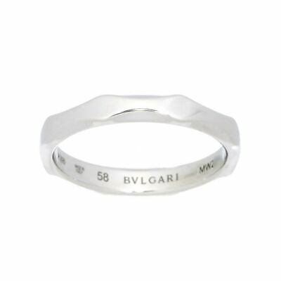 AU631.25 • Buy BVLGARI Infinito Ring Pt Platinum Size58 7.75-8(US) 90120979