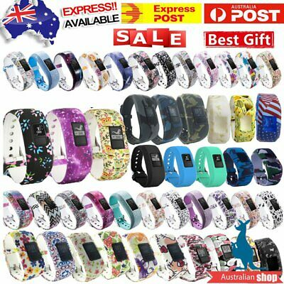 AU9.59 • Buy Replacement Band GARMIN VIVOFIT JR 2 JUNIOR Fitness Wristband Bracelet TrackerBZ