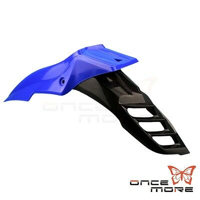 $20.45 • Buy Motorcycle 2 Pcs ABS Plastic Front Fender Mud Guard For Yamaha YZ125 250 WR 125