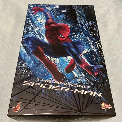 $ CDN410.52 • Buy Hot Toys Movie Masterpiece The Amazing Spider-Man Figure USED From Japan