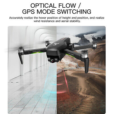 AU301.74 • Buy SG906 Pro 2 GPS Drones With Camera For Adults Long  Time 4K Photo, FPV Drone