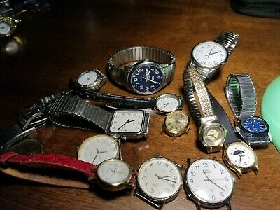 $ CDN54.45 • Buy Vintage Lot Timex Watch