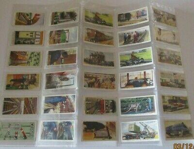 £2.99 • Buy 30 Asst. Railway Equipment W D & H O Wills Cigarette Cards In Plastic Sleeve