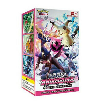 $33.30 • Buy Pokemon Cards Sun & Moon  Expansion Pack  Fairy Rise  Booster Box   / Korean Ver