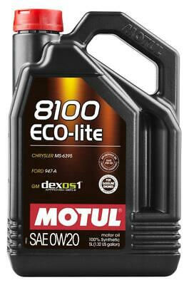$ CDN73.80 • Buy Engine Oil 8100 ECO-LITE 0W20 - 5L - Synthetic Engine Oil
