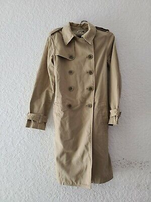 AU63.18 • Buy J. Crew Womens 00P Double Breasted Belted Tan Coat