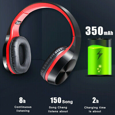 $ CDN20.37 • Buy Wireless Headphones Hifi Stereo For TV Watching With Bluetooth Transmitter