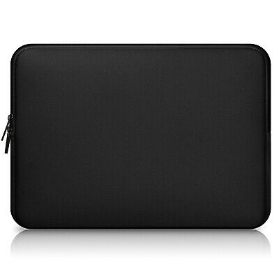 $15.95 • Buy Zipper Laptop Sleeve Soft Bag Case For Macbook AIR PRO 13Inch M1 2020 Cover Bag