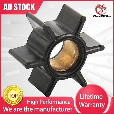 AU19.99 • Buy Outboard Motor Water Pump Impeller For Mercury Mariner 4-4.5-7.5-9.8HP 47-89981