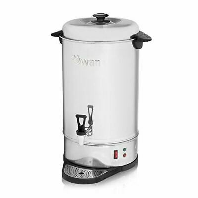 £110 • Buy Swan Professional Catering Urn 20 Litre, Stainless Steel, SWU20L