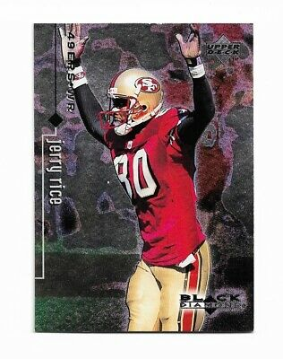 $1 • Buy JERRY RICE Premium & Insert Card Lot You Pick San Francisco 49ers S/H $1.50 Max