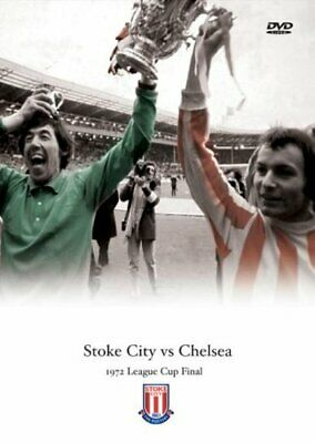 £7.06 • Buy 1972 League Cup Final Stoke City V Chelsea FC [DVD] [1972] - DVD  MALN The Cheap