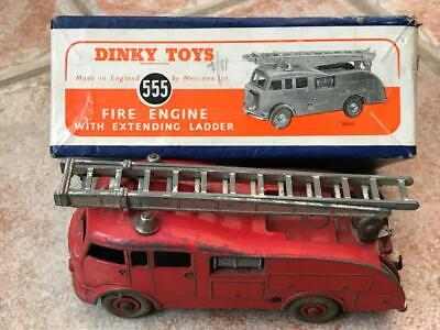 £19.99 • Buy Dinky Toys 555 Fire Engine With Original Box