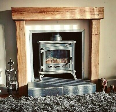 £160 • Buy Solid Oak Fireplace Beam Surround. *free Next Day Delivery*