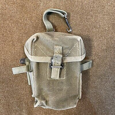 $15 • Buy Vietnam War M1956 Universal Small Arms Ammo Pouch 2nd Second Pattern 1962 Dated