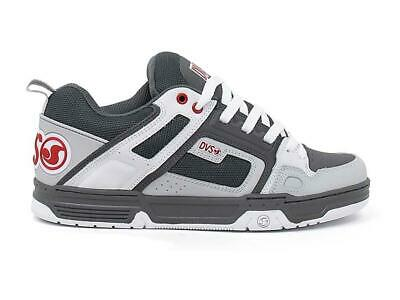 AU149.95 • Buy DVS Shoes Spring 20 Comanche Charcoal White Red Nubuck
