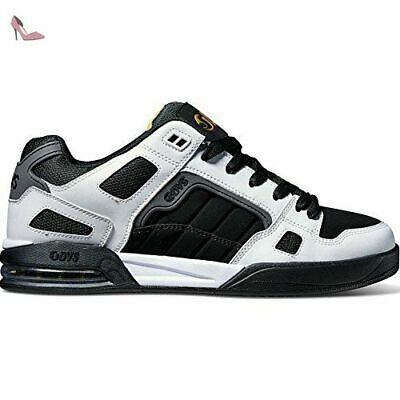 AU87.95 • Buy DVS Shoes Spring 18 Drone+ White Blk Leather