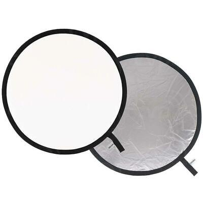 Lastolite LR1231 30cm Collapsible Reflector Silver/White • 12.49£
