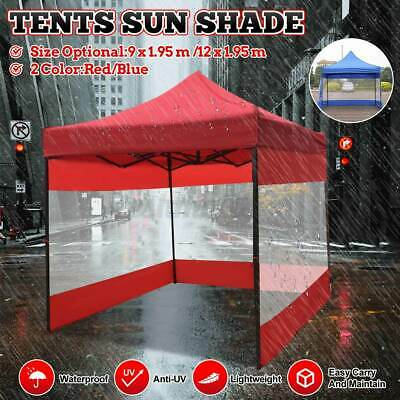 AU31.49 • Buy AU Mountview Gazebo Marquee 3x3m Mesh Side Wall Outdoor Canopy Instant Up Tent