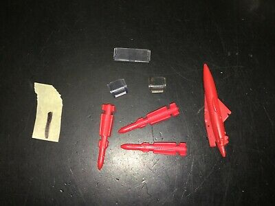 $ CDN36.38 • Buy Vintage GI Joe Cobra Vehicle Parts 1988 Tiger Cat LOT 1 Snow Headlight Lens Bomb