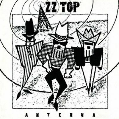 AU26.99 • Buy Zz Top - Antenna New Cd