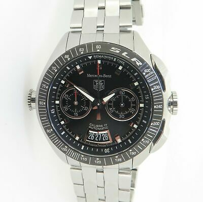 £1923.97 • Buy .Auth Tag Heuer Cal 17 Mercedes Benz SLR Automatic Ltd Ed 100m Watch CAG2111