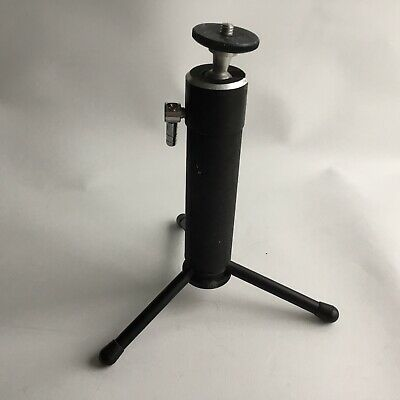 £17.50 • Buy PHOTAX MINI TABLE TOP TRAVEL TRIPOD 'GRIP POD'. Classic From The 70s.