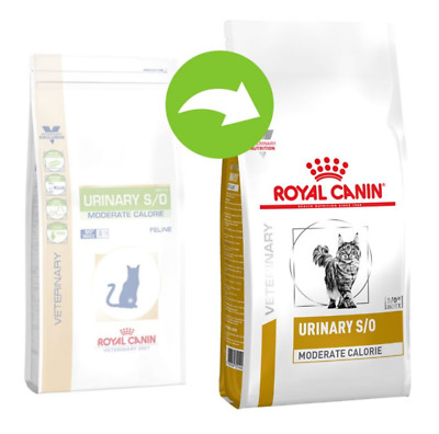 £27.99 • Buy ROYAL CANIN Veterinary Diet Cat Urinary S/O Moderate Calorie Dry Pet Cat Food