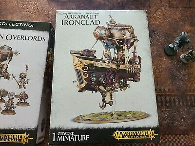 AU525 • Buy Warhammer Age Of Sigmar Kharadron Overlords Army Brand New In Box