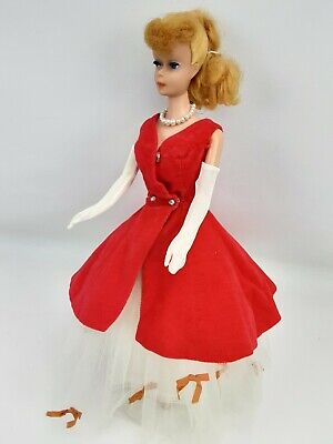 $ CDN281.97 • Buy Vintage Barbie #6 Blonde PonyTail Wearing #1667 Benefit Performance Original