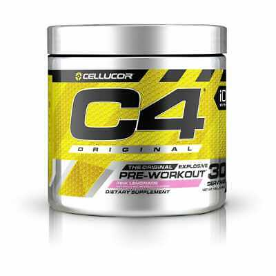 AU38.67 • Buy Cellucor C4 ID Energy Pre-Workout 30 60 Servings Strawberry Watermelon Pineapple