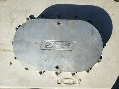 AU258.03 • Buy SSI Rear Cover For Blower Supercharger 671 871 1471