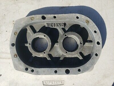 AU258.03 • Buy WEIAND Magnesium Bearing Plate For Blower Supercharger 671 871 1471