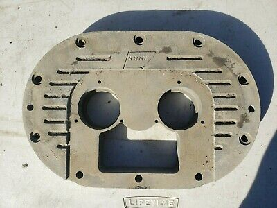 AU258.03 • Buy NOS Mike KUHL Magnesium Rear Bearing Plate For Blower Supercharger 671 871 1471