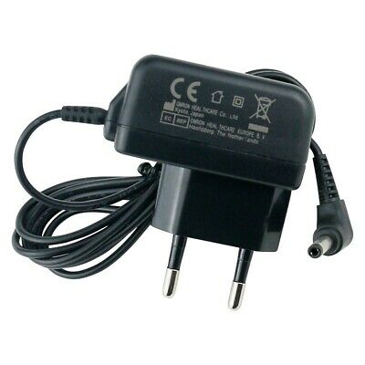 £5.99 • Buy EU 6V 500ma AC Regulated Power Adapter Cable For OMRON Electronic Blood Pressure